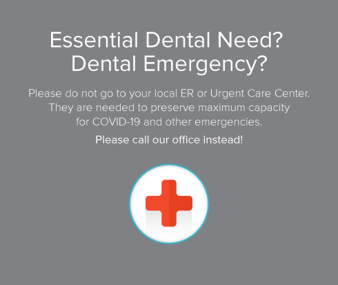 Essential Dental Need & Dental Emergency - Rocksprings Dental Group